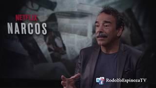 Damián Alcázar, Entrevista