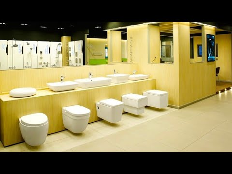 Roca And Parryware Bathroom Fittings