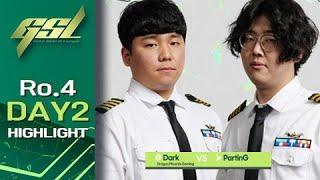 야수 vs 아티스트 | 2021 GSL 시즌2 코드S | 박령우(Dark), 원이삭(PartinG)