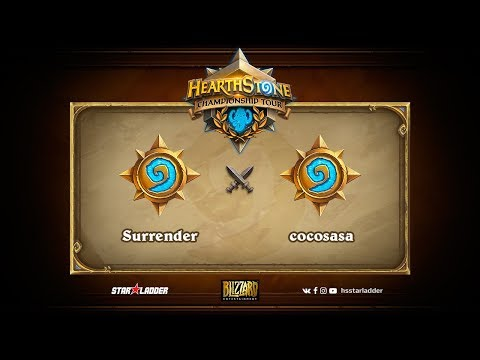 Surrender vs cocosasa, Grand Final, HCT Summer 2017 Asia-Pacific