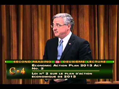 2013 10 24 Bill C-4 Speech 1 - Mark Adler