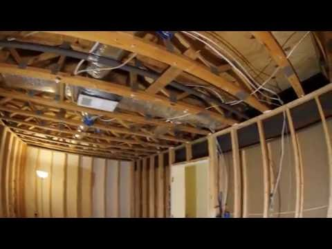 Home Theater Construction Build 2016 - Part 3