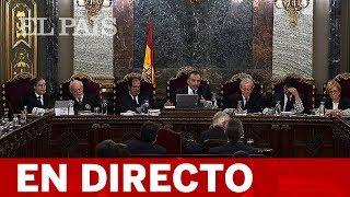 DIRECTO JUICIO DEL PROCÉS | Los testigos de las defensas continúan declarando