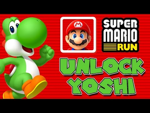 how to unlock all worlds on super mario run