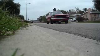 1965 Mustang 302 Burnout!!!