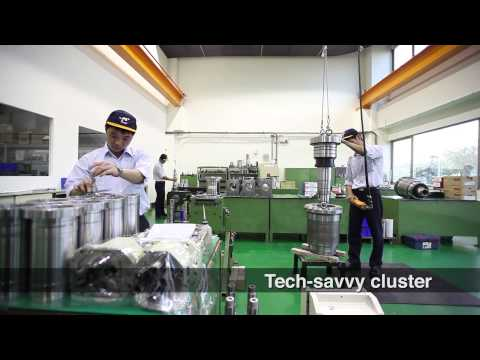 The Industry - TAIWAN MACHINE TOOLS