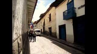 Cusco,  Machu Picchu,  Pisac,  Ollantaytambo, Chinchero  Musica Andina