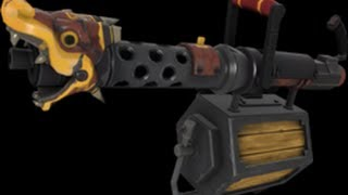 Team Fortress 2 [Weapon Review Guide #1] Huo-Long Heater
