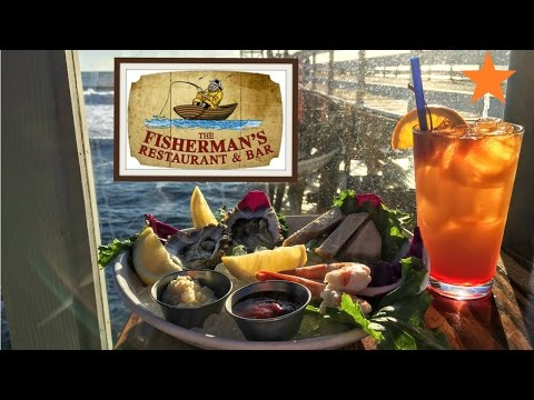 Happy Hour At The Fisherman's Restaurant & Bar 360°