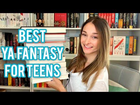 BEST YA FANTASY FOR TEENS