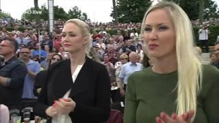 Sandra - Maria Magdalena (ZDF Fernsehgarten 3/7/2016)