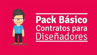 Pack Basico Contratos para Diseñadores