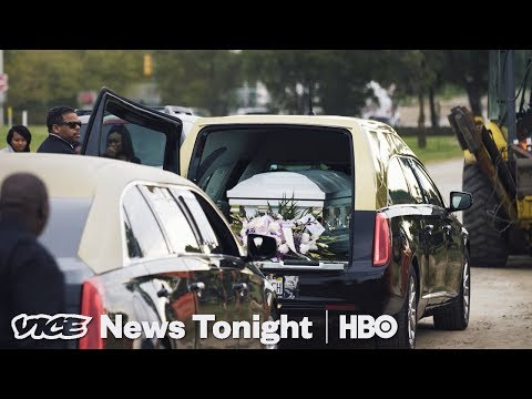 What Mourning A Teen Death Is Like For A Chicago Family From Liberia (HBO)