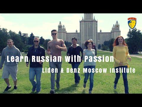 Liden & Denz - Learn Russian in Moscow (Summer)