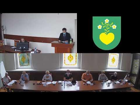 Sesja Rady Miejskiej w Radlinie w dniu 22.07.2021r.