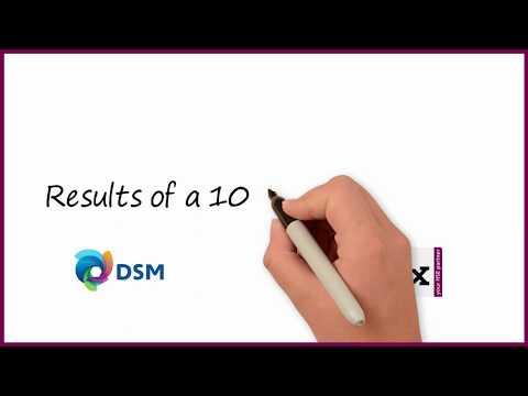 Royal DSM and iB&X HSE: Results of a 10 year partnership