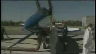 La poussée vectorielle d'un avion de chasse!!