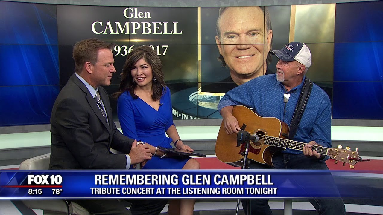 Jeff Dayton Band – A Salute to Glen Campbell | Dakota