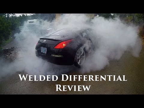 350Z OEM VLSD vs. Welded Diff Review