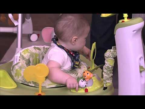 How to get your baby to play independently