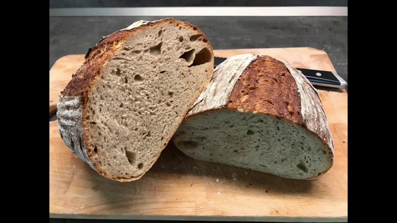 Download Domácí kváskový chléb z žitného kvásku (postup)