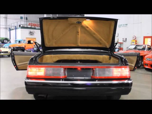 1988 Cadillac Allante Youtuberhmyoutube: 1988 Cadillac Allante Fuse Box Location At Gmaili.net