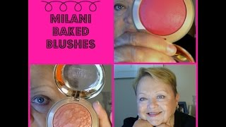 REVIEW: Milani Baked Blush Line Thumbnail