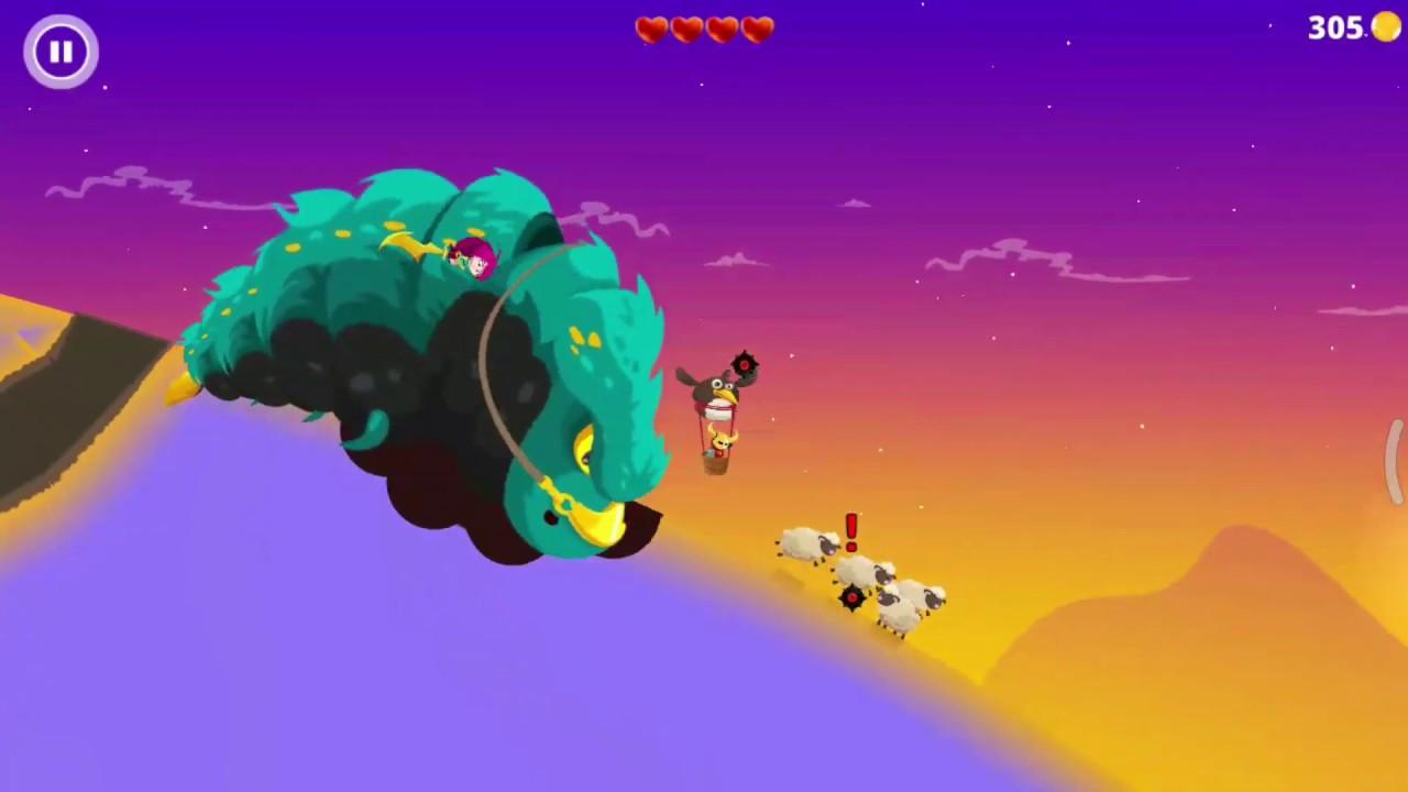 Gameplay Dragon Hills | Trò Chơi Công Chúa Cưỡi Rồng