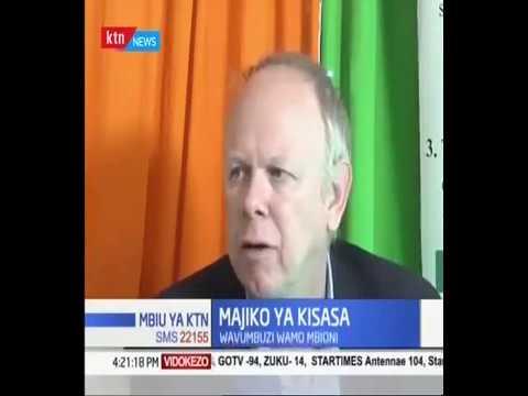 CCAK Feature  on KTN at the 2017 Nairobi International Trade Fair (NITF).