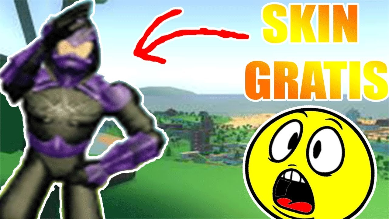 How To Get A Free Skin In Strucid Roblox ...