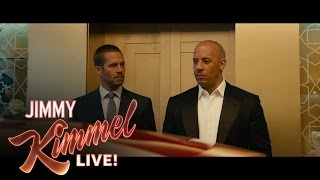 Vin Diesel Talks Furious 7