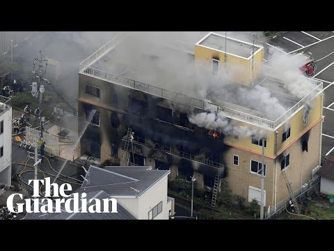 KyoAni fire: arson attack at Kyoto Animation studio in Japan