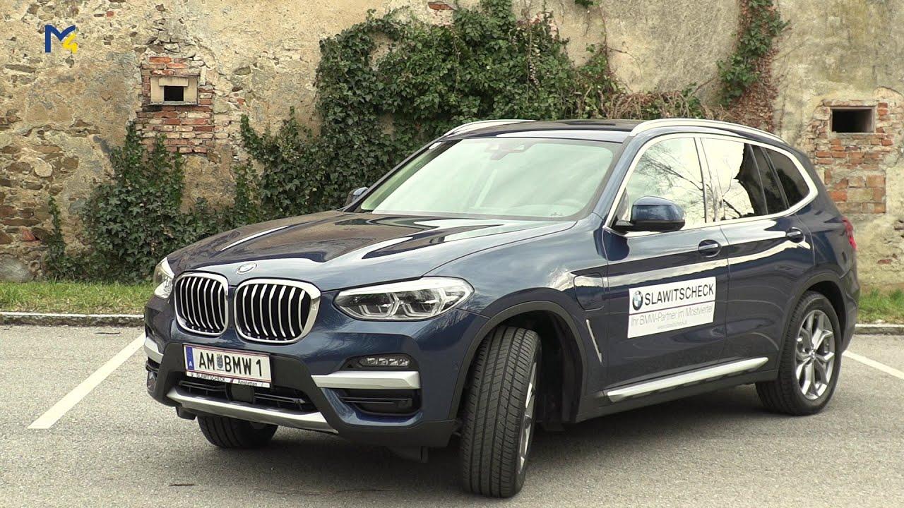 2020 BMW X3 Hybrid Review