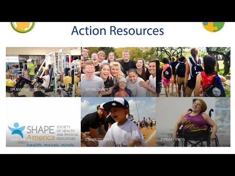 Be Active, Eat Healthy, Have Fun: Promoting the health of people with IDD