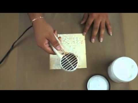 art basics 3d gloss gel by prima top tip youtube
