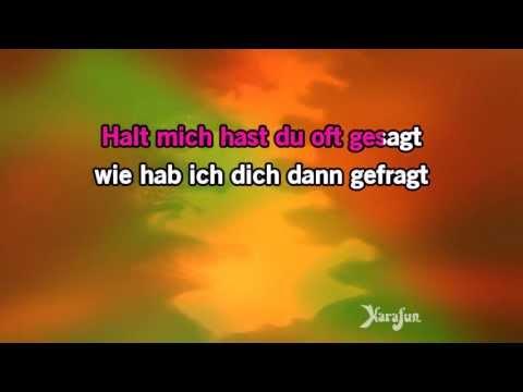 Karaoke Amsterdam (Liebe Hat Total Versagt) - Cora *