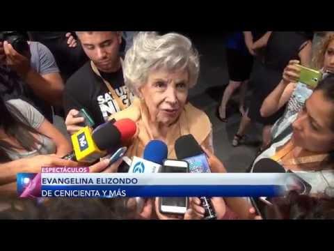 Evangelina Elizondo, homenajeada en el Festival de Cine de Guanajuato