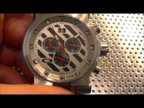 Oakley Hollow Point How To Reset Chronograph Hands
