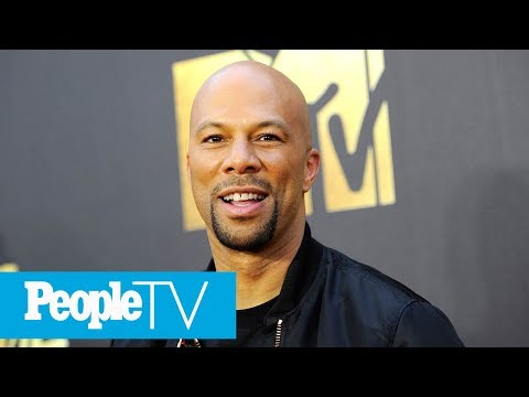 Common On How Art Can Be An Instrument For Change | PeopleTV | Entertainment Weekly
