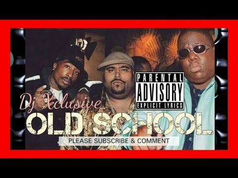 OLD SCHOOL HIP HOP MIX ~ The Notorious B.I.G, Big Punisher, 2Pac, Fat Joe, Nas, Jadakiss, M.O.P