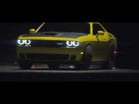 Dodge Challenger cat drift - Pennzoil commercial - YouTube