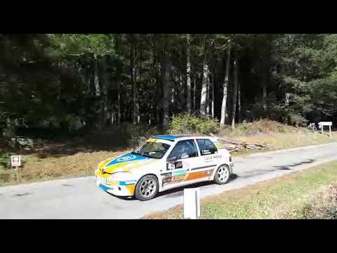 Los motores ya rugen en el Rallye San Froilán