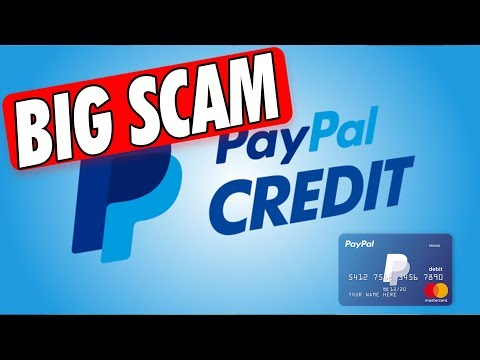 Is PayPal Credit A Scam | 6 Month Interest Free