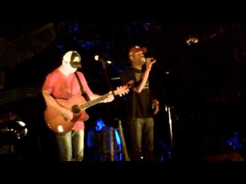 Darius Rucker and Edwin McCain: Solitude (LIVE)