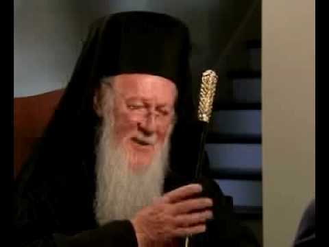 Charlie Rose Interview with Ecumenical Patriarch Bartholomew