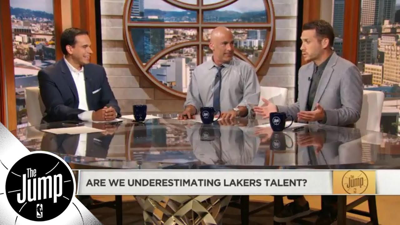 Are we underestimating LeBron James and the Lakers? | The Jump | ESPN