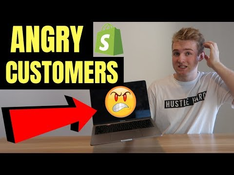 How To Eliminate Your Shopify Refunds, Chargebacks & Complaints