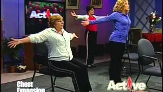 Active Aging   2 Senior Yoga