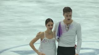 Natalia Zabiiako - Alexander Enbert FS European Championships 2018