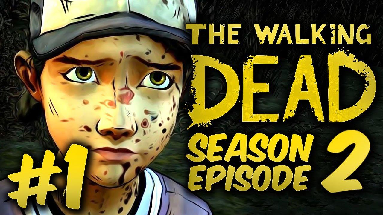 Download SHES BACK! - The Walking Dead: Season 2 - Episode 2 - Part 1 - Gameplay / Walkthrough / Playthrough